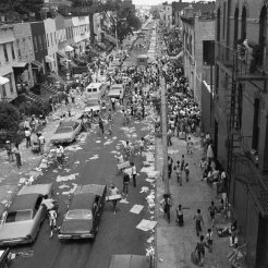 Looting after the 1977 Blackout